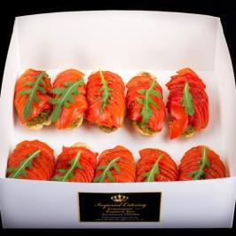 Bruschetta box (томати)